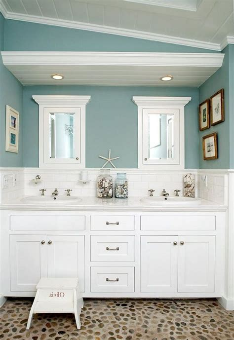 beachy bathrooms ideas paint colors for interior of home ideas ebb tide