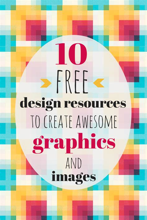 design free resources 10 free design resources to create awesome graphics all