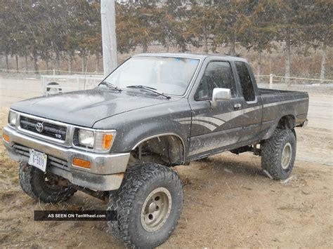 toyota pickup 4x4 1992 toyota 4x4 sr5 pickup