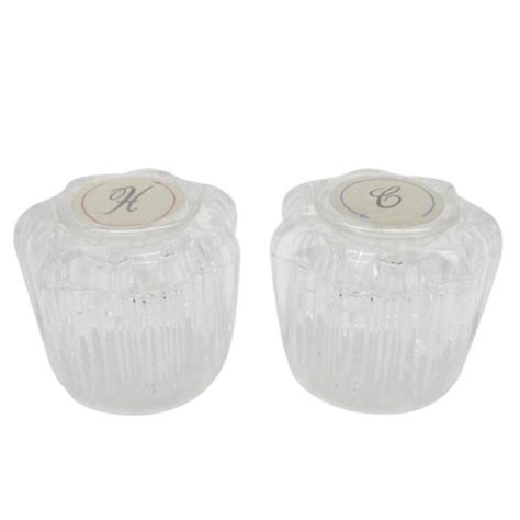 Replacement Faucet Knobs by Df Rka Clear Acrylic Knobs Rv Faucet Replacement