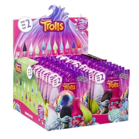 Dreamwork Trolls Blind Bag Series 2 Series 3 Complete Your Collect dreamworks trolls series 2 blind bag ebay