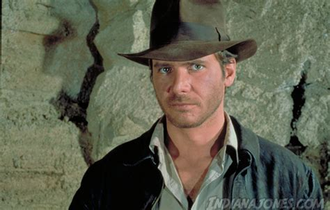 Harrison Ford Is Indiana Jones by Harrison Ford Indiana Jones Quotes Quotesgram