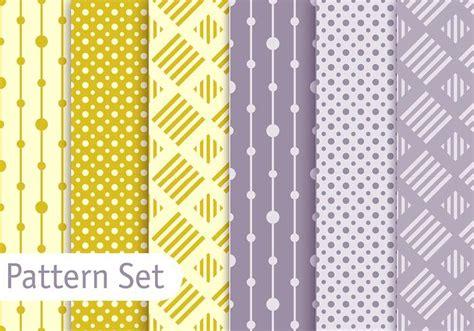 pastel pattern illustrator soft pastel geometric pattern set download free vector
