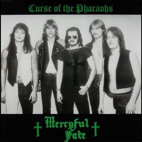 Ts The Fate Cursed mercyful fate curse of the pharaohs black vinyl lp for sale on osmoseproductions