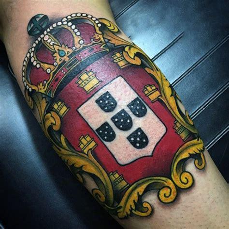 royal family tattoo uberlandia 50 family crest tattoos for men proud heritage designs