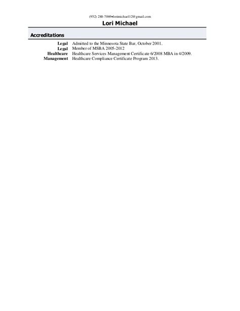 Hamline Mba Reviews by Healthcare Qa Healthcare Review And Compliance Resume 12