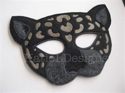 jaguar costume ith jaguar mask machine embroidery design pattern download