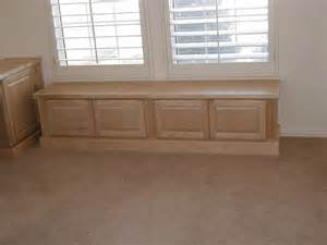 Window Chair Doors Amp Windows How To Build A Window Seat Natural
