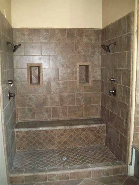 Two In One Shower by Best 25 Shower Ideas On Master Shower