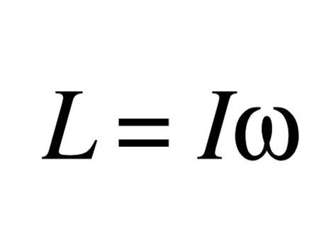 Credit Impulse Formula Angular Momentum Equation Formula For