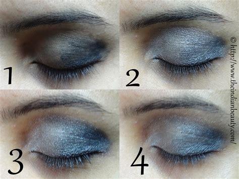 Eyeliner Silver Wardah black silver smokey eye makeup makeup vidalondon
