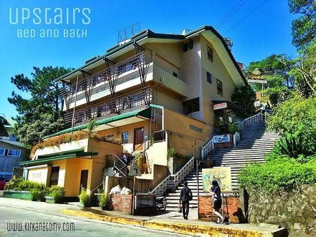 hotels in baguio with bathtub affordable hotel in baguio upstairs bed and bath paperblog