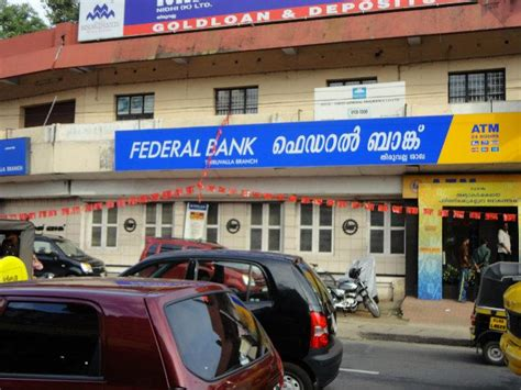 fedral bank federal bank thiruvalla