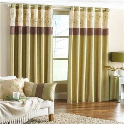 cream green and brown curtains 17 best images about green brown living room on