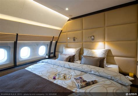jet with bedroom airbus corporate jet centre completes eleventh acj319 interior business aviation news