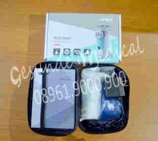 Masker Jaring Besi Mask Mesh alat pelancar dahak nebulize apex mobile portable toko medis jual alat kesehatan