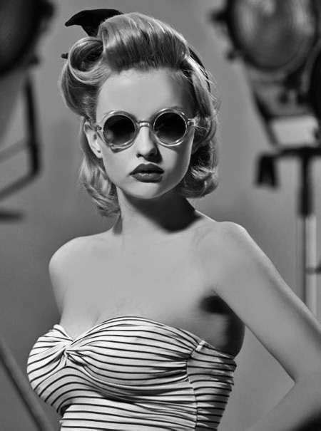 hairstyles for glasses for women in forties 25 best 1940s hair ideas on pinterest 40s hair 50s