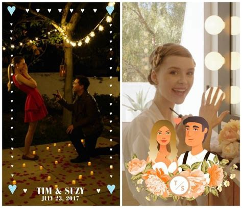 Snapchat Will Now Let You Pay To Make Geofilters For Special Occasions Snapchat Wedding Geofilter Template
