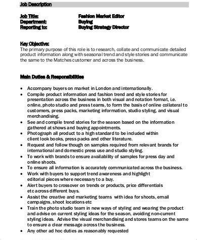 fashion editor description 6 fashion editor description sles sle templates