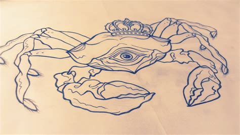 king crab by ohrloch on deviantart