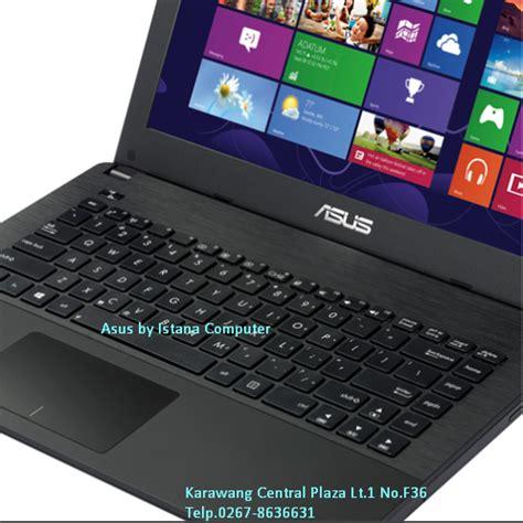 harga laptop asus asus terbaru seri x452e amd e1 2100 dengan harga murah