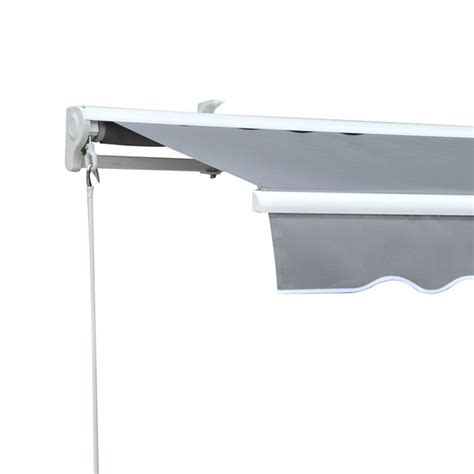 remote awning retractable awning