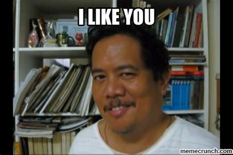 Like You Meme - i like you