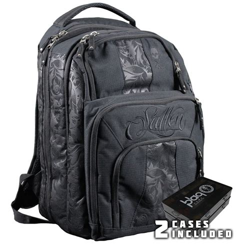 tattoo equipment backpack blaq paq backpack onyx tattoo clothing sullen