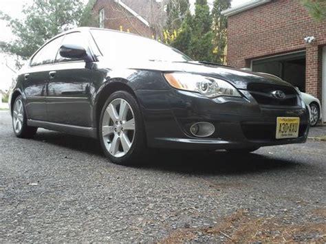 2009 subaru legacy 2 5 gt limited buy used 2009 subaru legacy gt limited sedan 4 door 2 5l