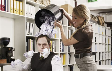 Office Bullying by Adam Cooper Unit 4
