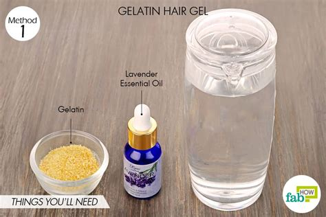 styling gel recipe how to make diy hair gel 4 incredibly easy recipes fab how