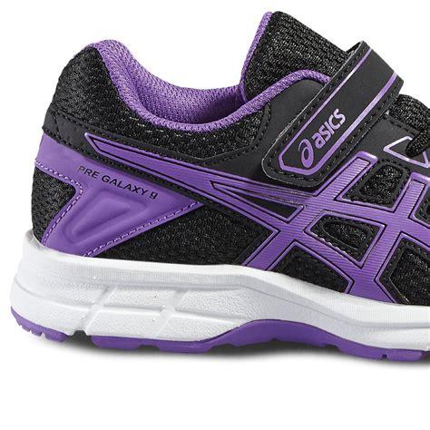 Gel Galaxy 9 Running Shoes Asics asics gel galaxy 9 ps junior running shoe 50