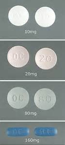 Oxycodone detailed information wikidoc