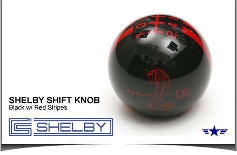 2007 2014 mustang shelby gt500 shift knob s7m 7213 c
