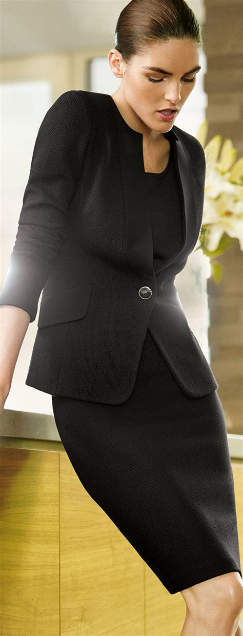 st knits corporate office suits for office fashion