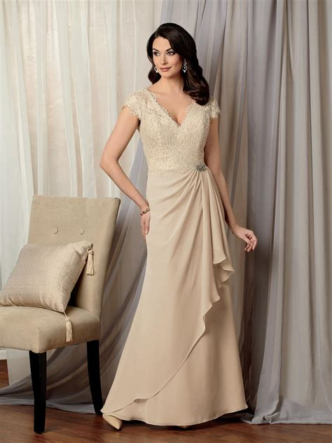 Dress Catarina caterina 3026 lace chiffon mob gown novelty