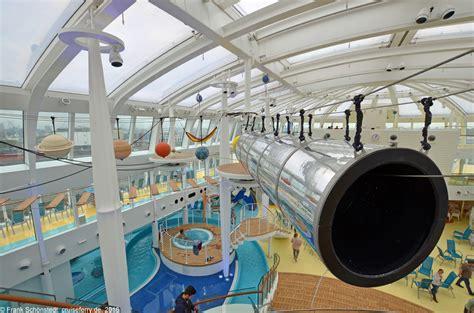 klettergarten aidaprima an bord der aidaprima aida kreuzfahrten aida cruises