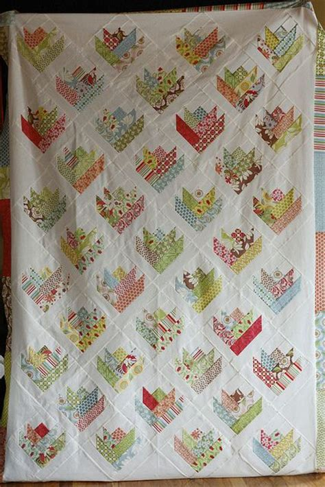 Wedding Bouquet Quilt Block Pattern by Floral Bouquet Quilt This Verna Jelly Roll And