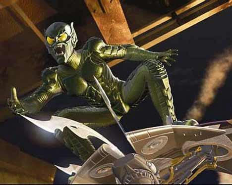 film di goblin spider man italia il film le fotografie di goblin