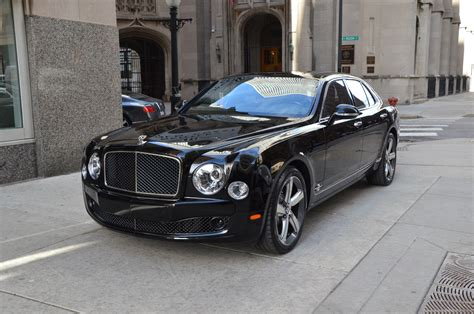 bentley mulsanne black 2016 2016 bentley mulsanne speed stock b691 s for sale near
