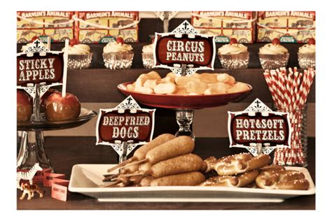 carnival themed party food sweet parties vintage circus carnival party hello my sweet