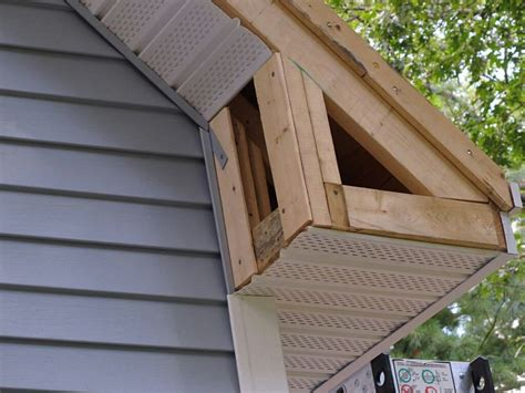 how to do siding on a house 17 best fascia et soffit images on pinterest porches attic and carpentry