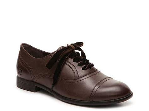 womens oxford shoes dsw born netties oxford dsw
