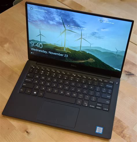 dell xps 13 review dell s kaby lake xps 13 isn t quite enough to