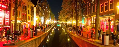 Light District by Is Amsterdam Safe What S Up With Amsterdam