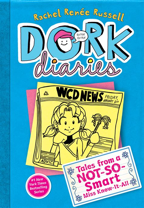 Dork Diaries 5 Book By Ren 233 E Official