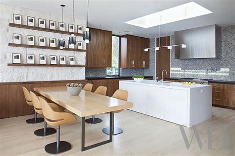 am駭ager une cuisine en l ambiance cosy par le luminaire led dans une cuisine