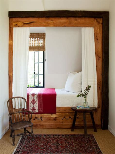 Bedroom Nooks 25 Best Ideas About Bed Nook On Sleeping Nook