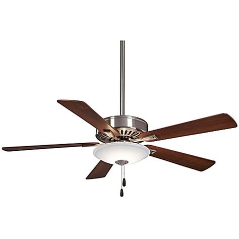 52 inch ceiling fan with remote minka aire 174 contractor 52 inch 1 light ceiling fan with
