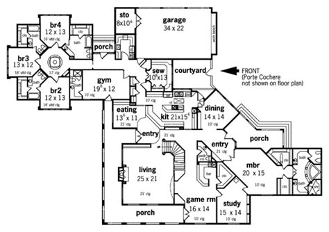 6000 sq ft house plans european style house plan 5 beds 7 00 baths 6000 sq ft